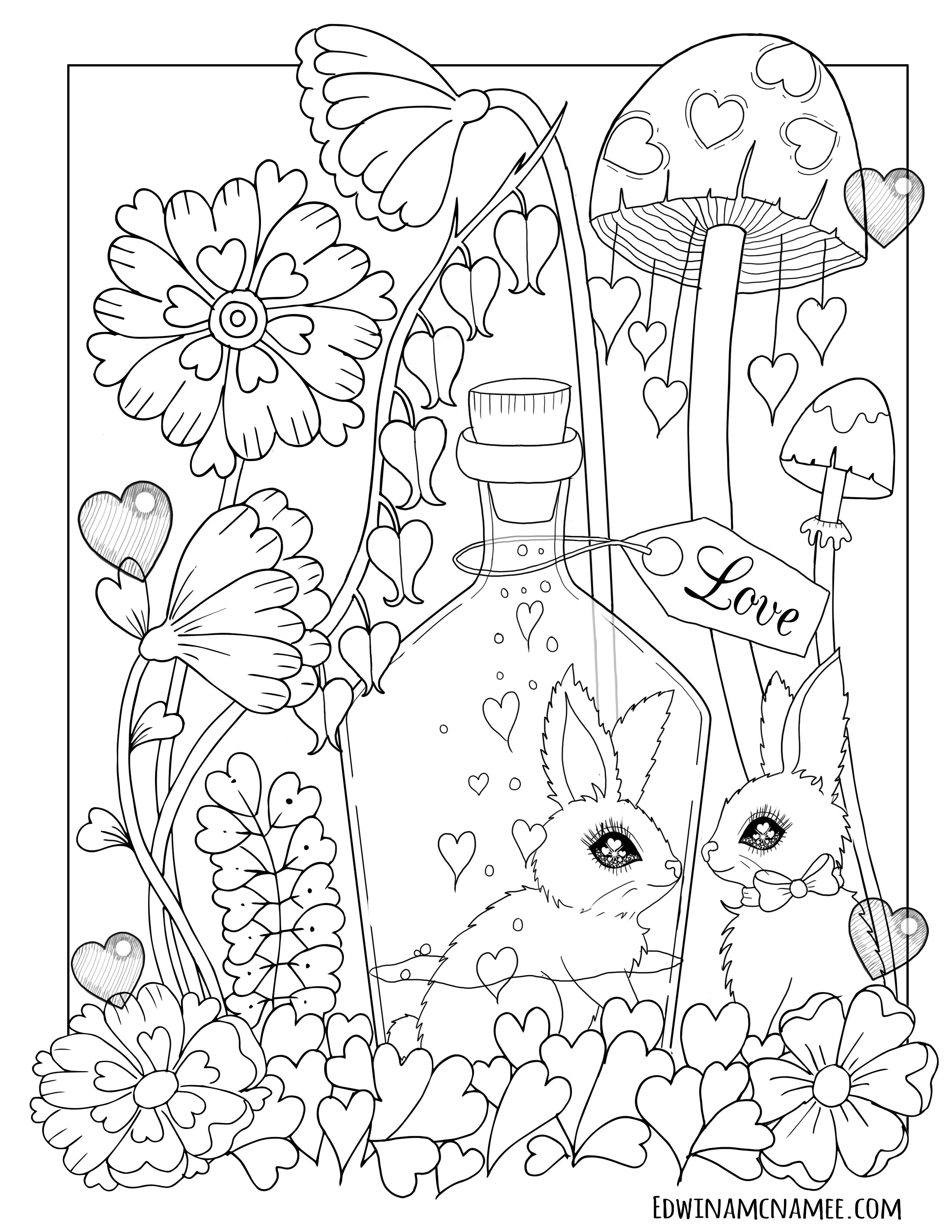 Easter Coloring Pages Edwina Mc Namee Mandala Cizim Ve Gorsel