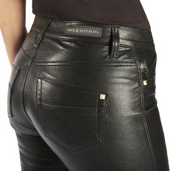 ad6c093895fb3 Rock & Republic® Kashmiere Faux-Leather Leggings - Women's | I'd ...
