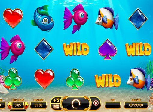 golden fish игра с выводом денег