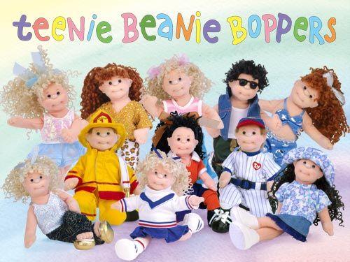 Ty Teenie Boppers TY Beanie Babies b67943ff21