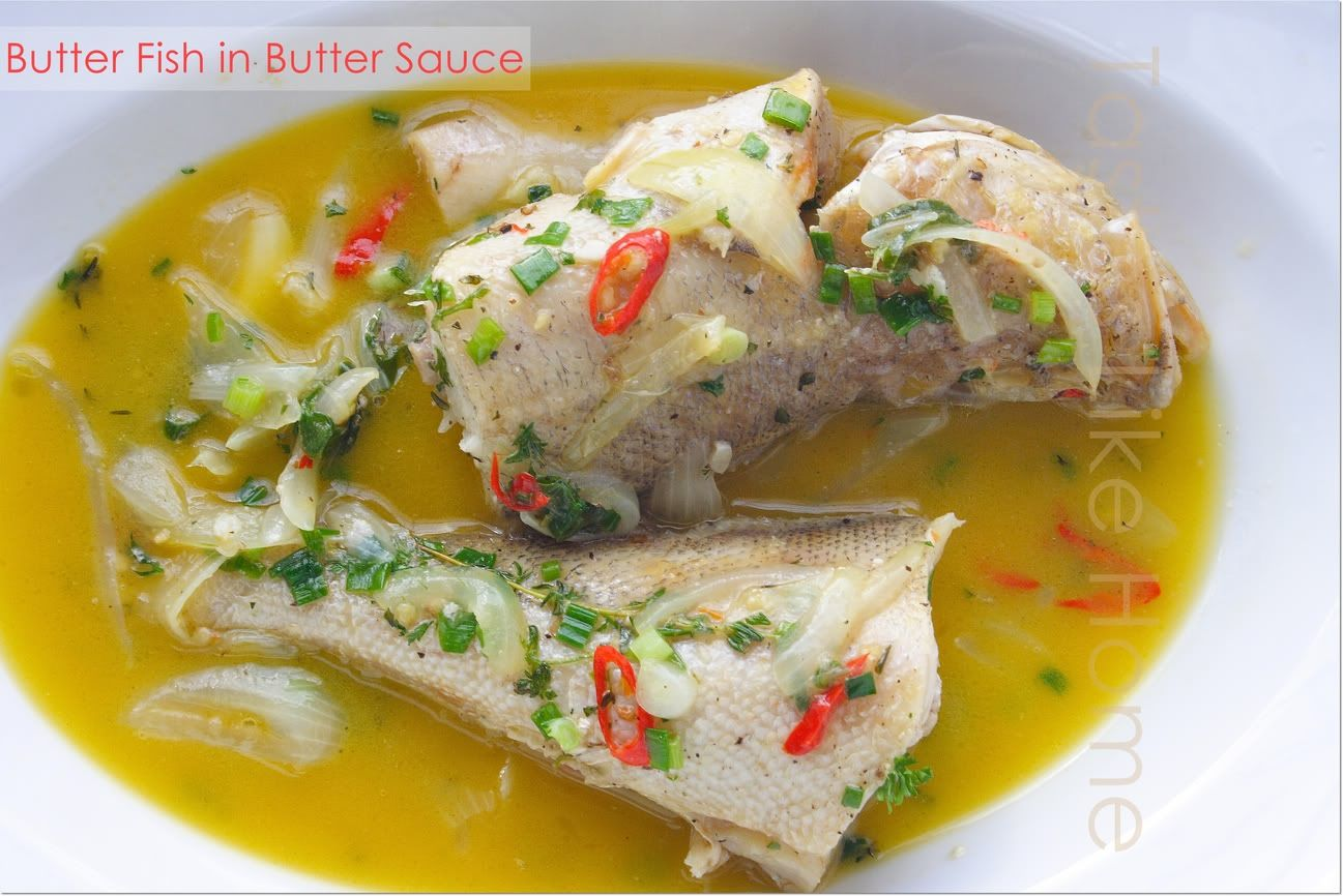how to cook butter fish jamaican style