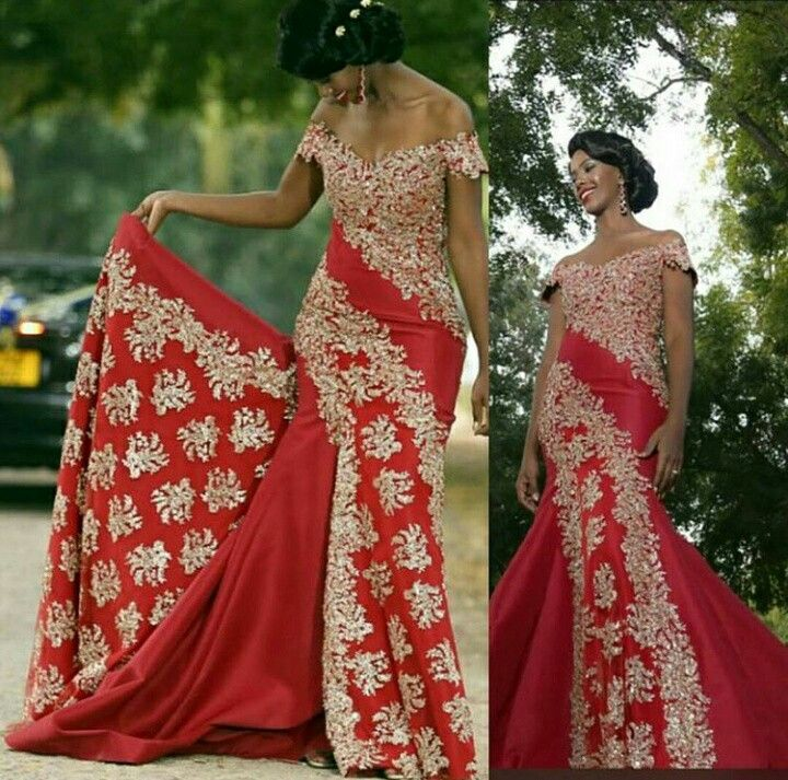 Pin by Princia Brown on African wedding dress PRIN\'S FAB | Pinterest ...