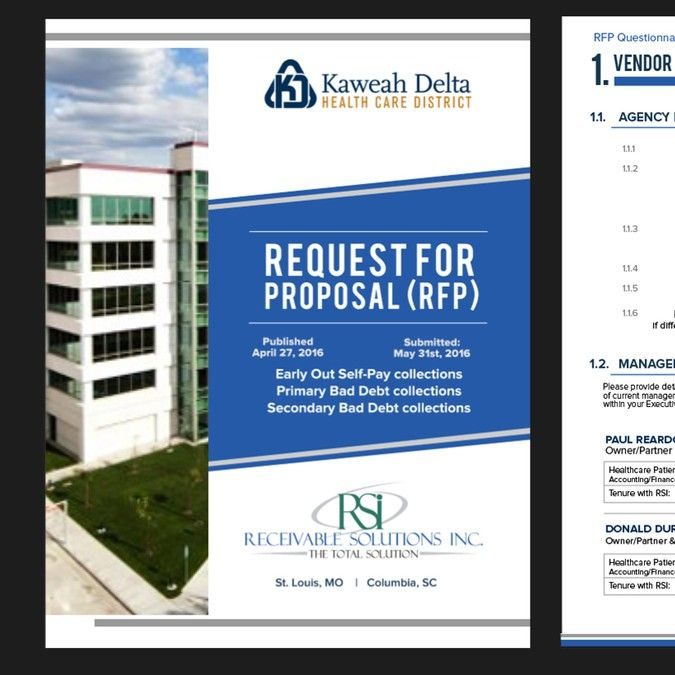 Refine And Energize The Look Of An Rfp Response By Java Chief Rfp Response Business Design Rfp