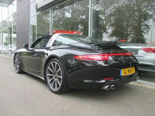 Beautiful 991 Targa 4S
