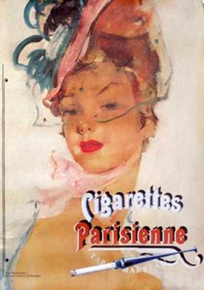 Jean Gabriel Domergue, Parisiennes, 1950