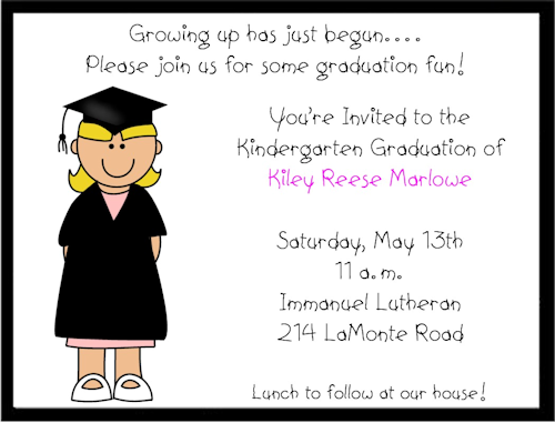Contact Support Kindergarten Graduation Invitations Preschool Graduation Kindergarten Graduation