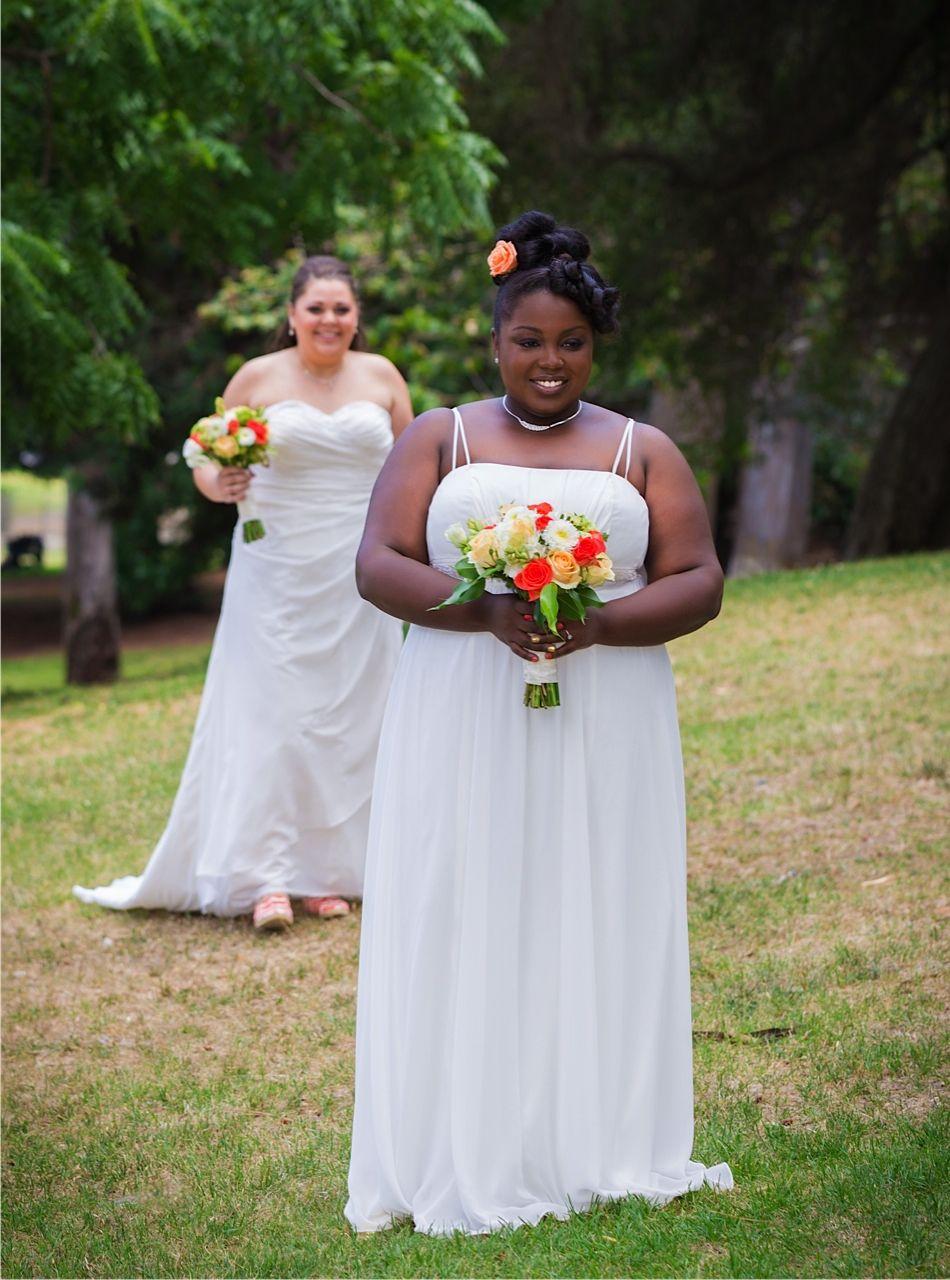 Elegant Nice Day For A Gay Wedding | Wedding Bride, The Ou0027jays And Lesbian Wedding