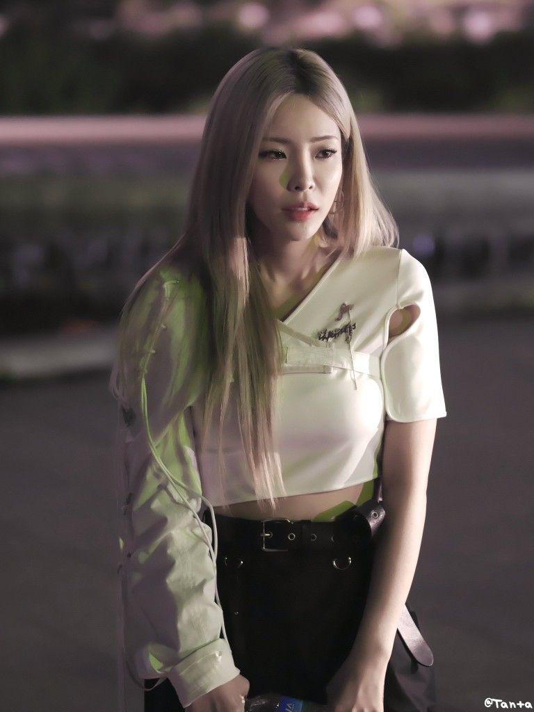 Heize Kpop Girls Teenager Outfits Girl