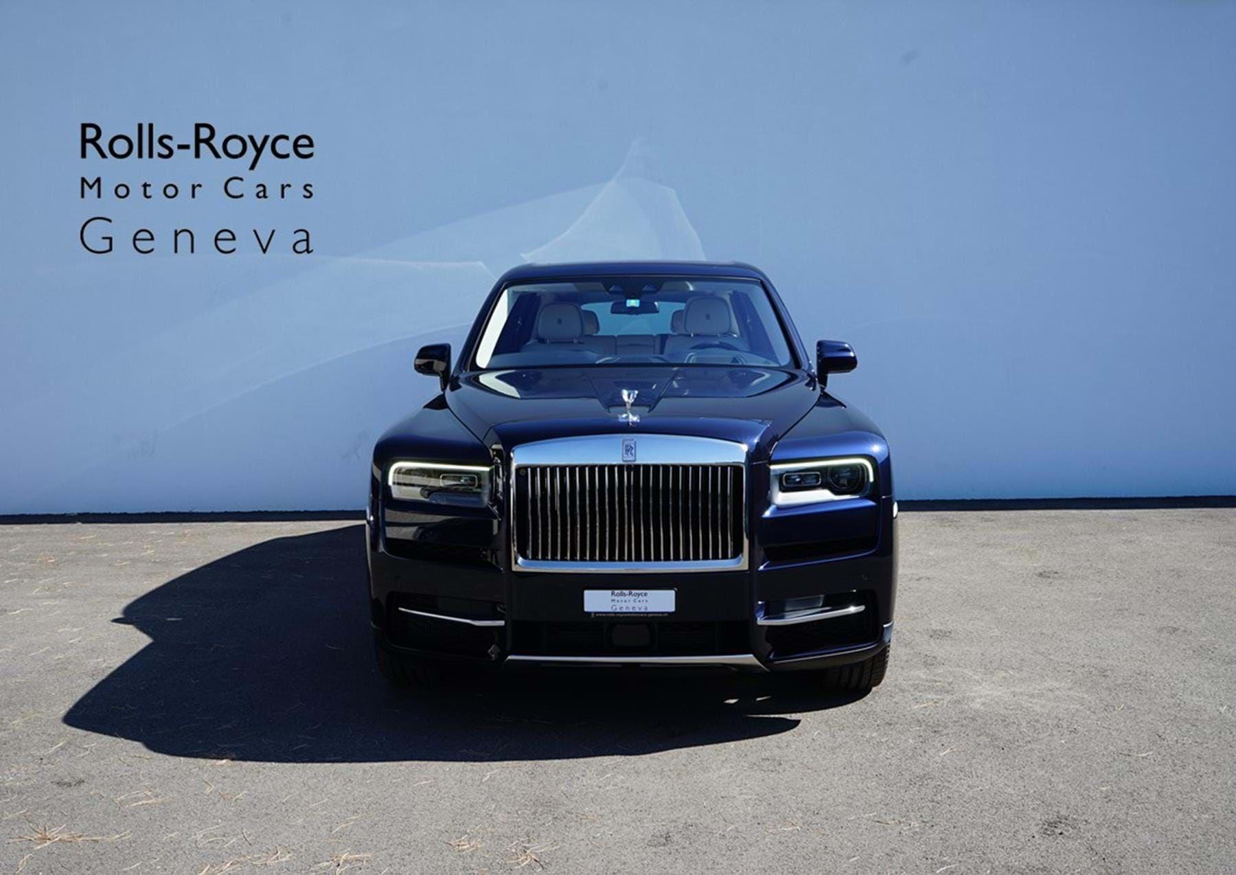 Rolls Royce Cullinan Midnight Sapphire Pegasus Automotive Switzerland For Sale On Luxurypulse In 2021 Rolls Royce Rolls Royce Cullinan Royce