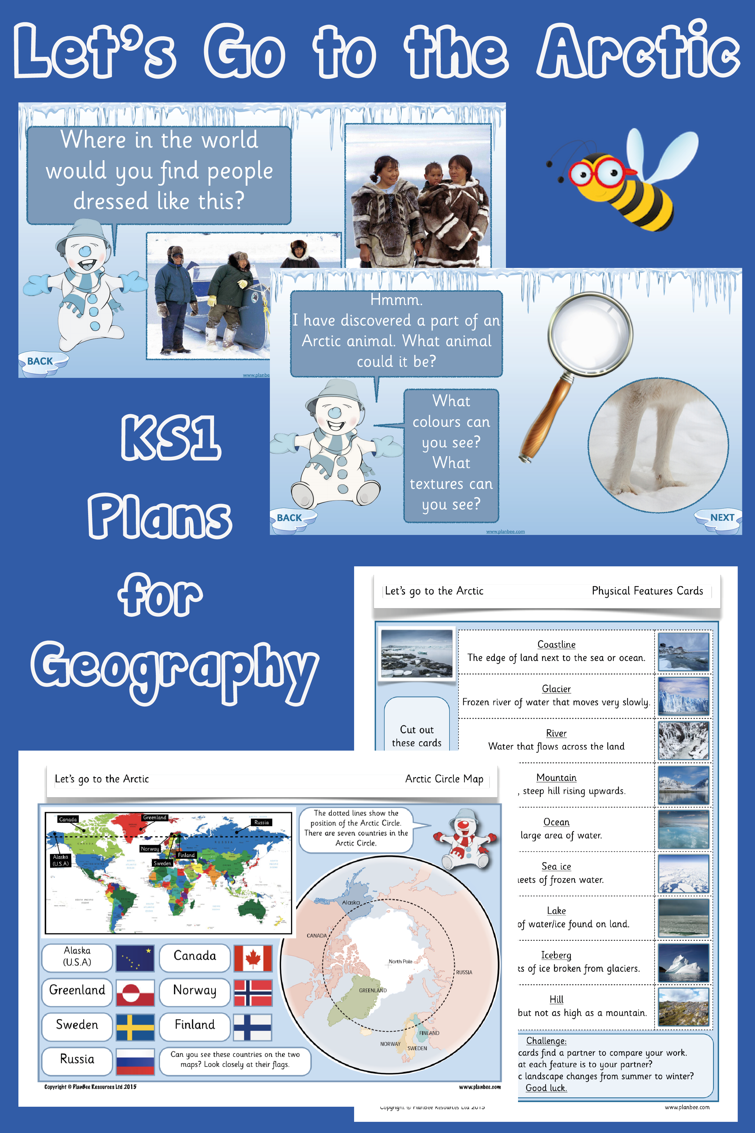 Arctic Adventures All Geography Lessons In Arctic Topic