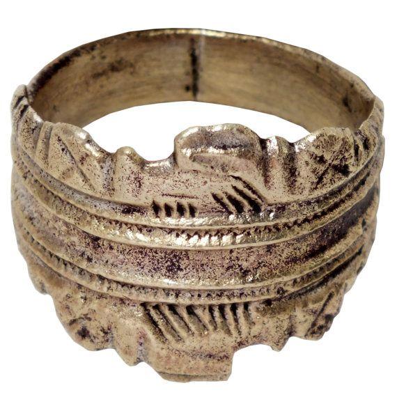 Fantastic Ancient Viking Mans Warrior Ring Jewelry Size 12 C 900 A D More Viking Jewelry Viking Ring Historical Rings