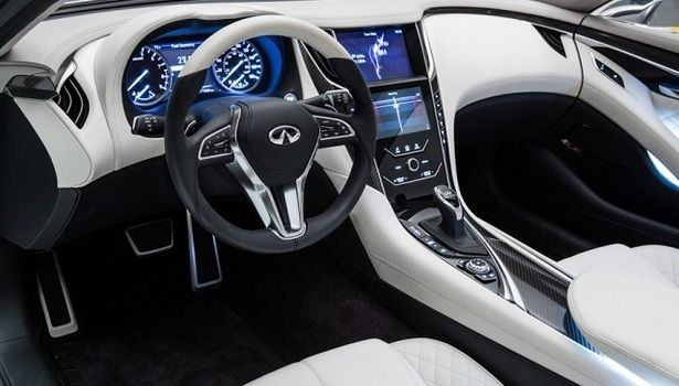 2017 Infiniti Q60 Coupe And Convertible 2016 2017 Cars Release Infiniti Infiniti Q50 Interior Coupe