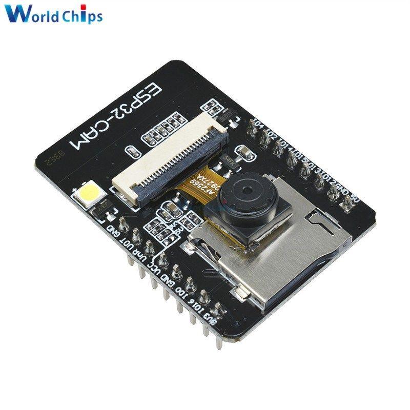 OV2640 2MP ESP32-CAM WiFi + Bluetooth Module Camera Module