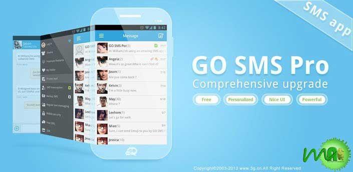 Go Sms Pro Aplikasi Berhubungan Selalu Update Versi Terbaru