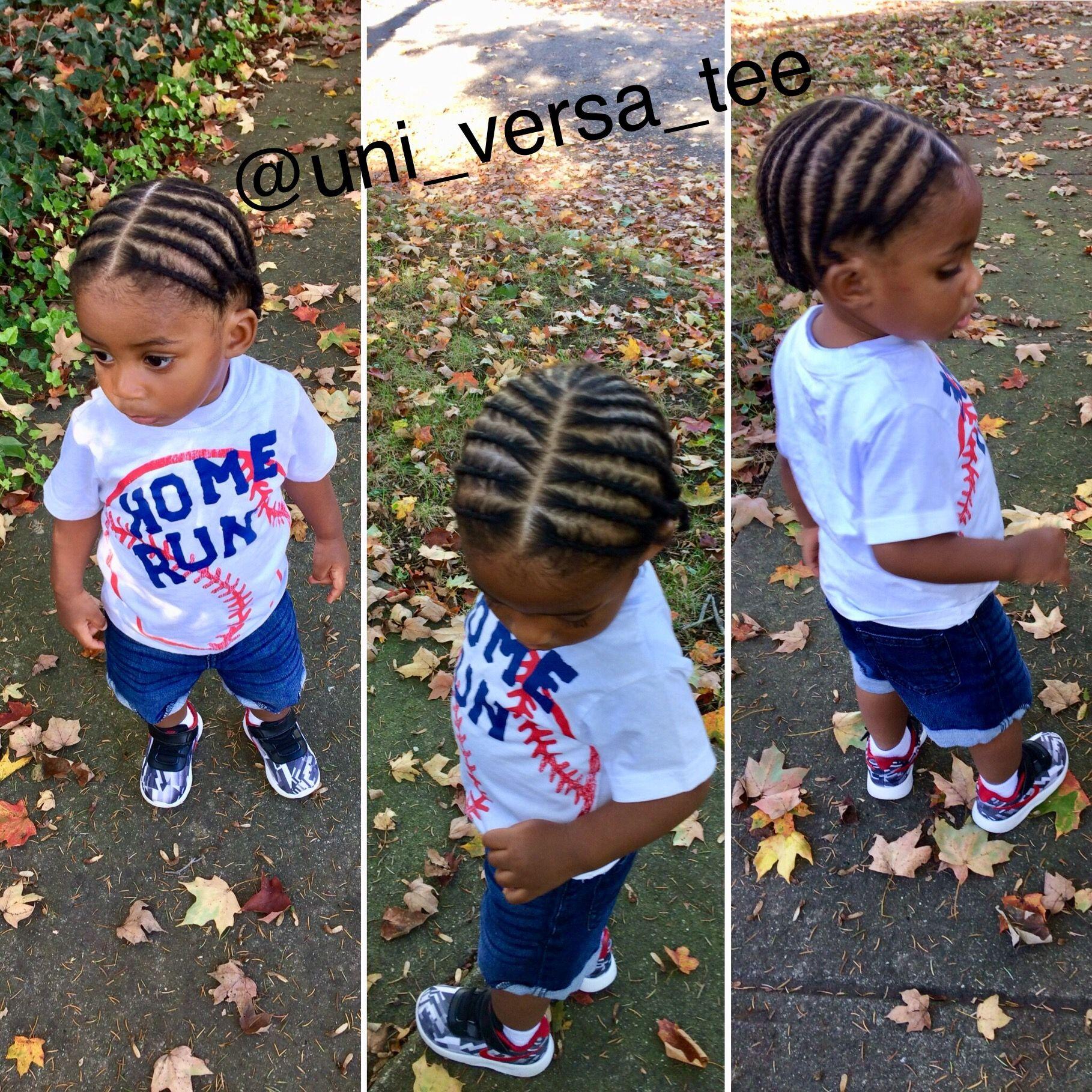 Toddler Boy Braids Cornrows Straightbacks Africanamerican Blackhair Twists Natural Naturalh Braids For Boys Little Boy Hairstyles Baby Boy Hairstyles