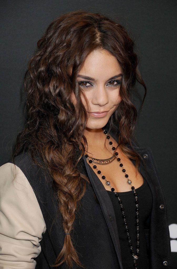 Vanessa At Myspace Event Vanessa Hudgens Fashion Starter And