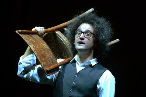 """TG Musical e Teatro in Italia: Simone Cristicchi al Teatro Coccia con """"Magazzino ..."""