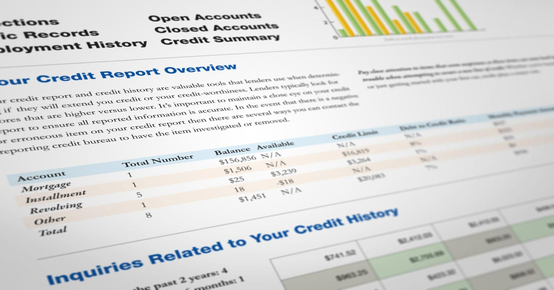 Fixing credit report errors is about to get easier