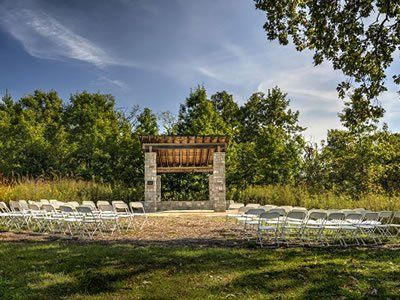 Taltree Arboretum And Gardens Valparaiso Indiana Wedding Venues 1
