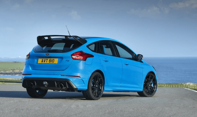 Five Things You Need To Know About 2020 Ford Focus Rs En 2020 Autos