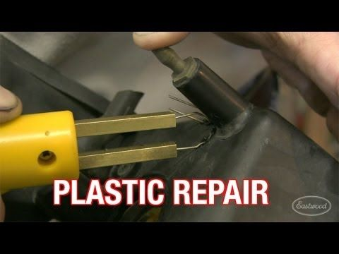 Hot Stapler - Repair Plastic and Urethane  - from Eastwood