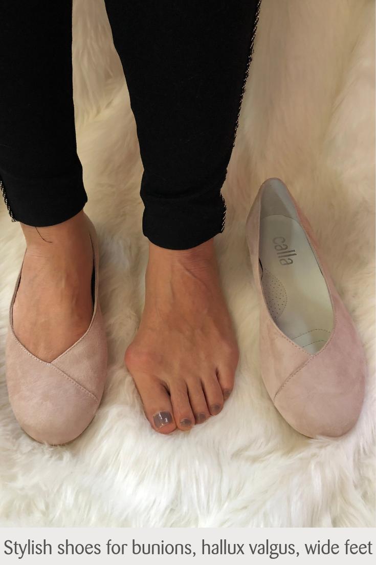 ballet flats for wide feet cheap online