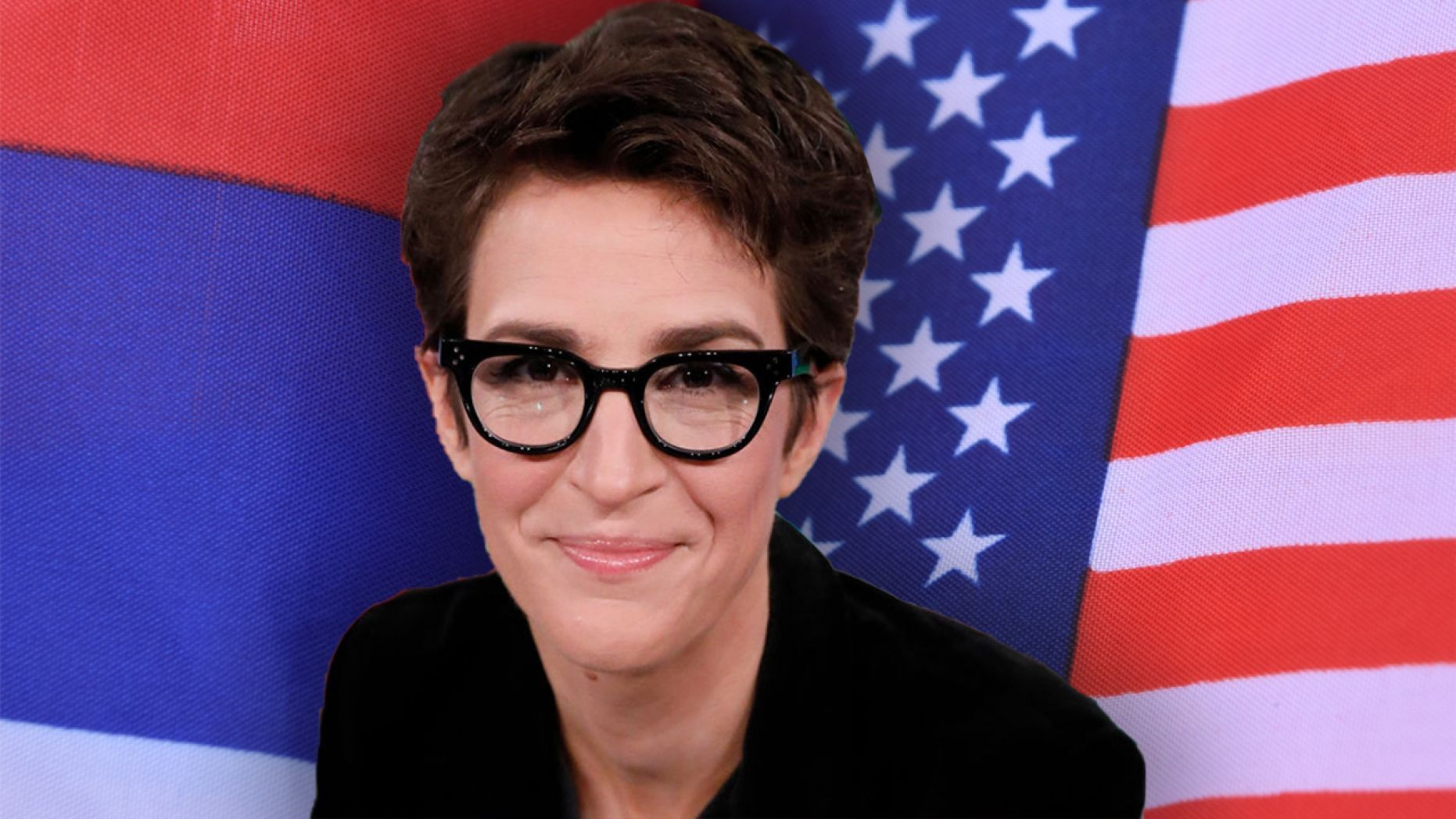 Rachel Maddow's credibility and ratings at a low ebb