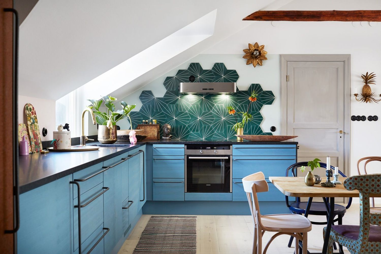 Kitchen Backsplash Ideas That Are Next Level https://pocket.co ...