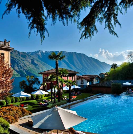 Grand Hotel Tremezzo Lake Como Italy Dream Vacations Top 10 Hotels Lake Como Hotels