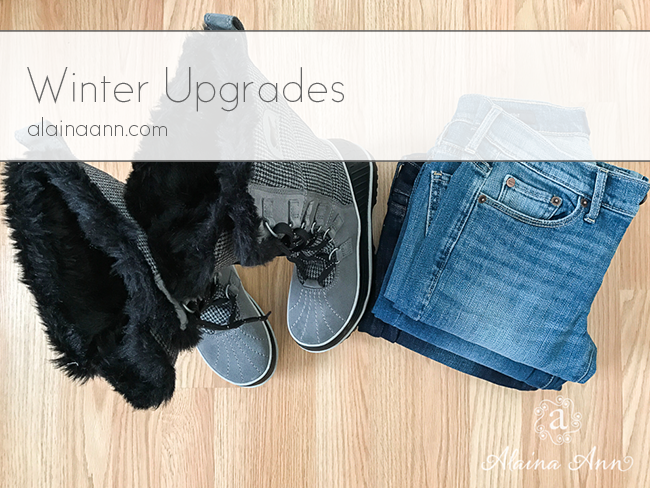 Winter Upgrades {2017}