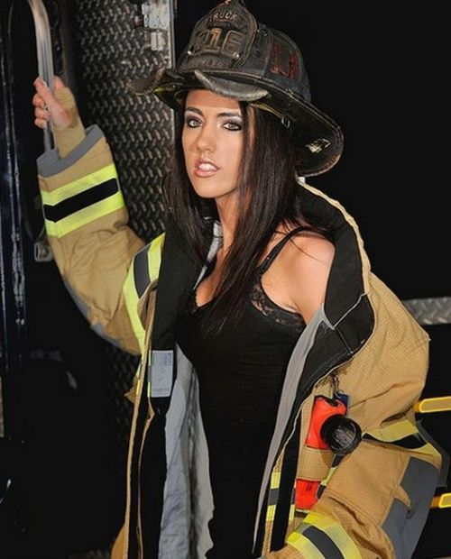 Jesse jain пожарная команда