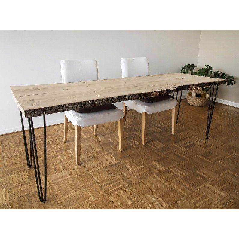 Planche Non Traité Sapin Table Plancha Mobilier De Salon