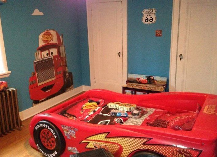 Disney cars bedroom decor https bedroom design 2017 for Disney car bedroom ideas