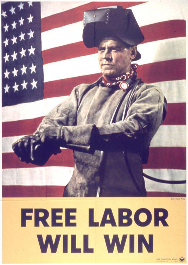 Free labor will win.