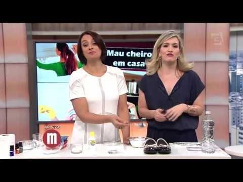 Como Eliminar o Mau Cheiro de Casa — Gazeta Vídeos