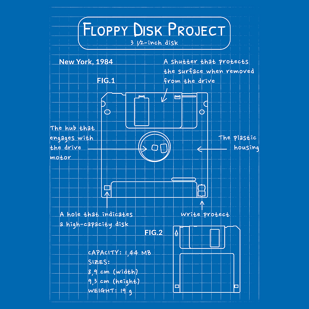 Floppy Disk Project T Shirt In 2020 Floppy Disk Day Of The Shirt Floppy