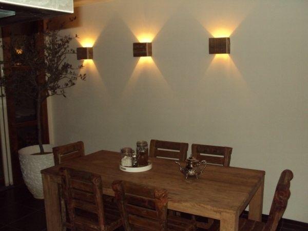 Wandlamp woonkamer wandlampen voor prijs van 5 lampen for Wandlamp woonkamer