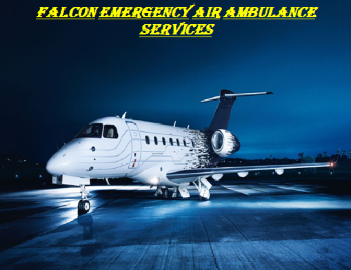 Falcon Emergency provides world's best medical relief