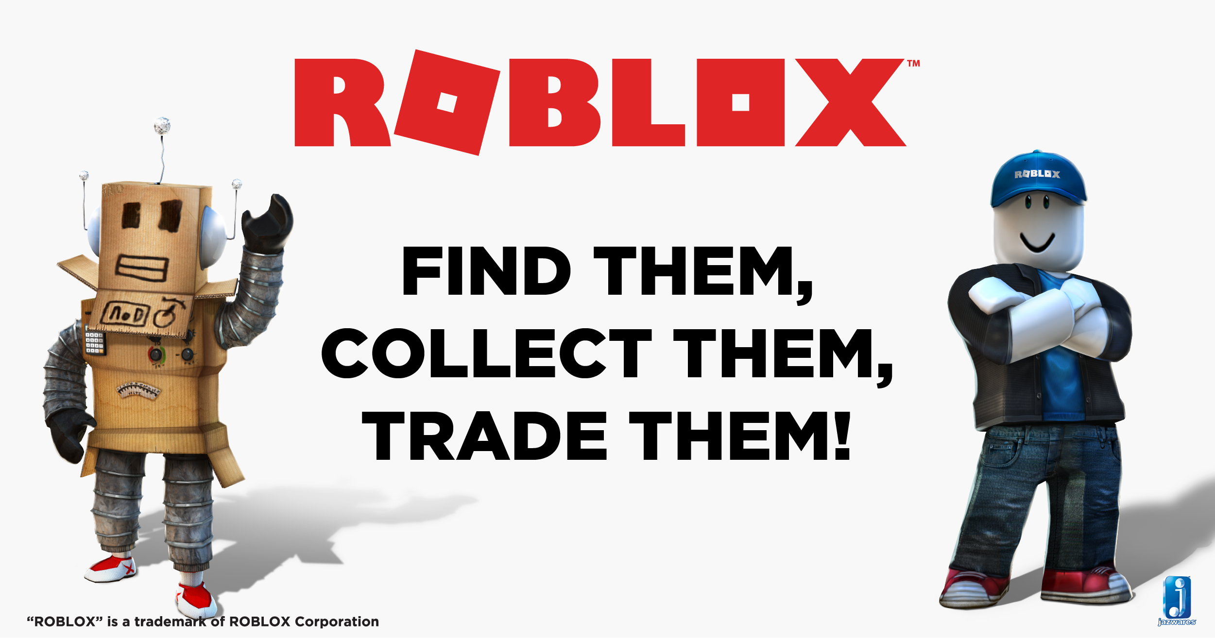 Roblox Action Figures are out in U.S. Toys''R''Us stores