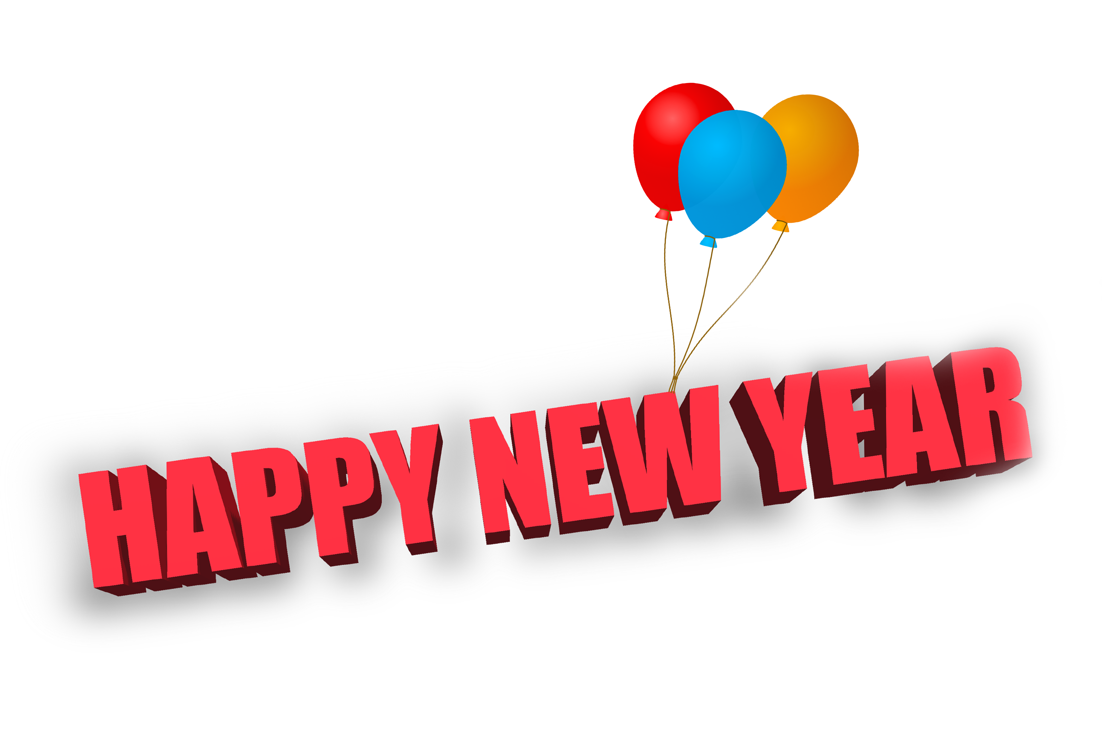 Pin by CB EDITZ on 2019 text png Happy new year text