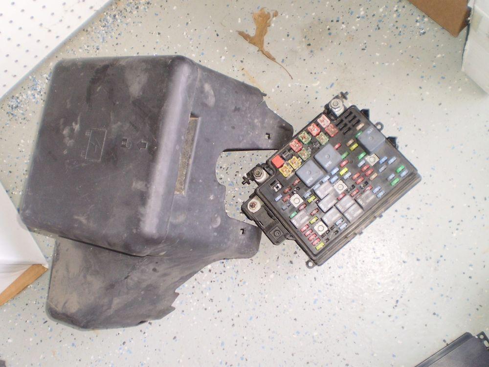 details about fuse box engine fits hummer h fit fuse box engine fits 03 07 hummer h2 4475564