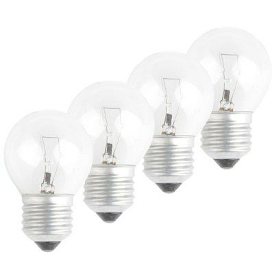 4PCS Zweihnder E27 40W 600Lm Tungsten Edison Bulb Light-3.03 and Free Shipping| GearBest.com