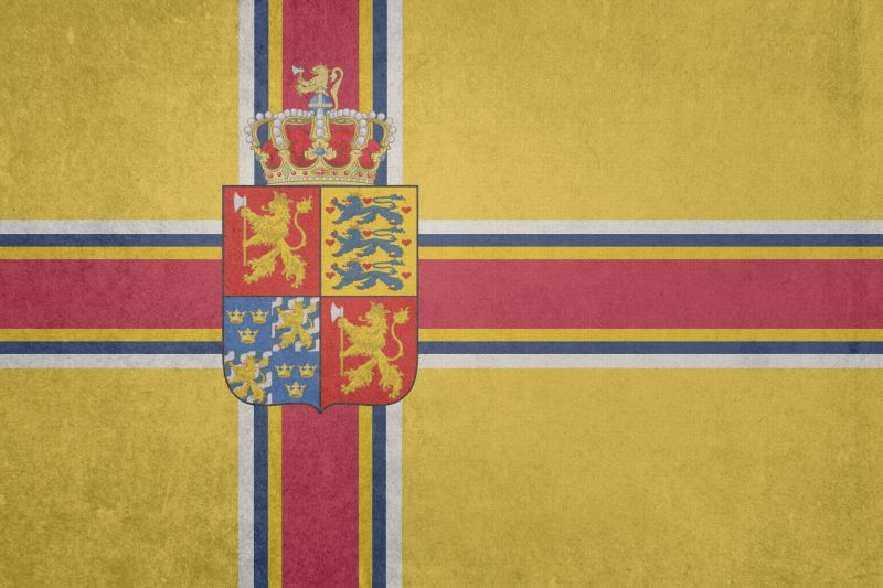 Flag Of The Kalmar Union Alternate Norway By Lyniv On Deviantart