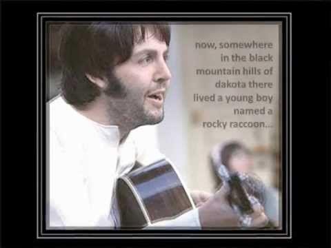The Beatles - Rocky Raccoon - Lyrics