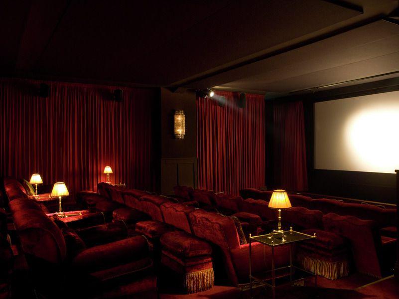 Home Cinema Soho House Berlin