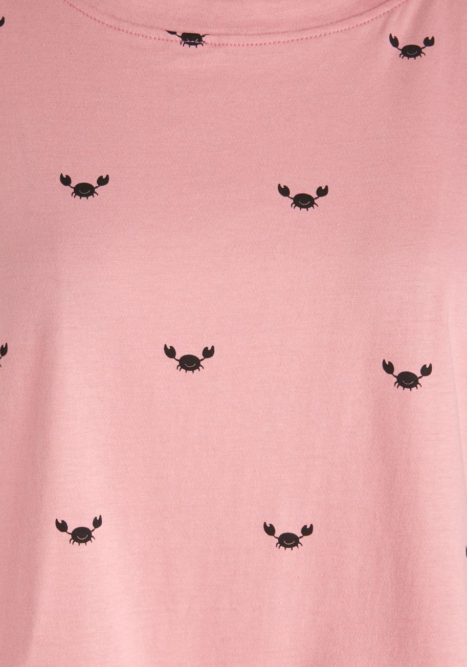 Crab Shirt - ModCloth
