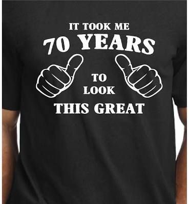 Funny 70th Birthday Gift For More