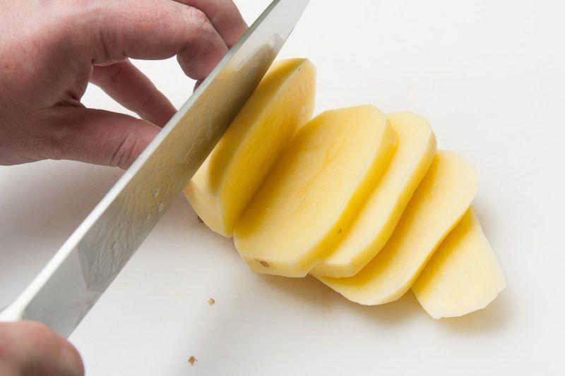 Actifry Rezepte: schmackhafte und gesunde Vorschläge für Ihr Menü #potatowedgesselbermachen