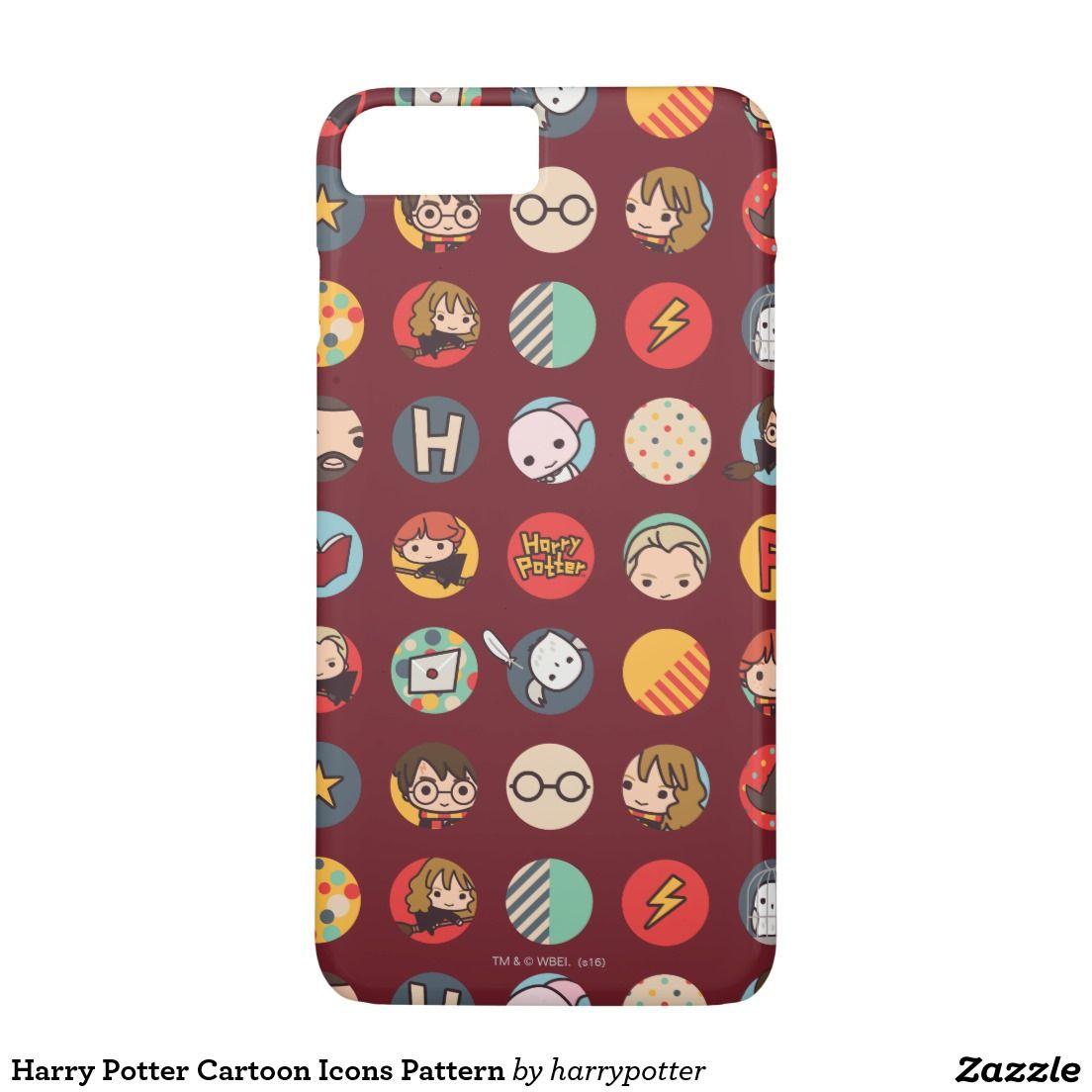 carcasa iphone 8 plus harry potter