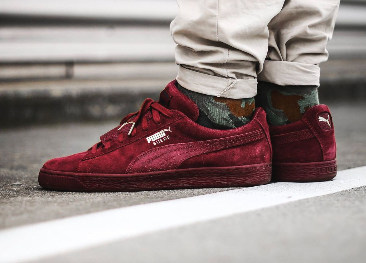 Puma Sweetsoles Sneakers Kicks And Trainers In 2020 Suede Outfit Puma Shoes Outfit Sneakers Men Fashion